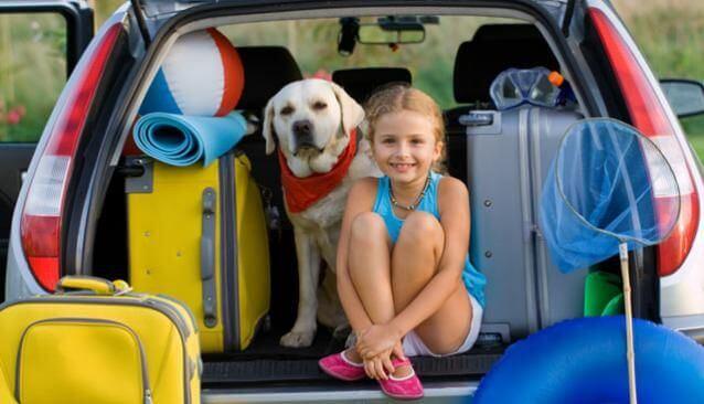 ESTATE…. SI VA IN VACANZA!! Viaggi in auto? Pochi controlli prima di partire per viaggiare sicuri